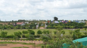 Buy Plot or Independent House in Hyderabad in 3600 Acres Butterfly City with all Amenities & Infra