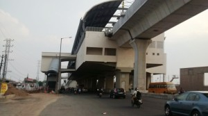 Line clear for Hyderabad Metro at Begumpet