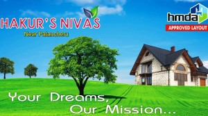 Plot in Hyderabad for sale – near ORR Circle