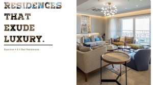 Raheja's Business Class homes come with Business Class privileges