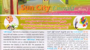 Buy plot in sun city near by yadagirigutta temple ( yadadri Dt ) ikkurthy