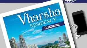 BUY GATED COMMUNITY RESIDENTIAL PLOTS IN VARSHA RESIDENCY AT TADIKONDA , GUNTUR .