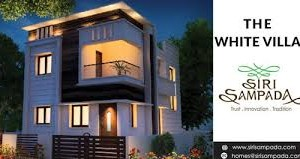 BUY WHITE VILLAS IN SIRI SAMPADA AT JADCHERLA