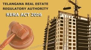 RERA FILLING CASES ON UNAUTHORIZED  LAYOUTS AND BUILDERS