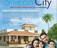 BUY PLOTS IN SILICON CITY FOR A GOLDEN FUTURE AT PATANCHERU