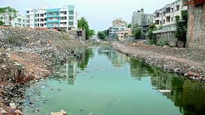 DRAINAGE PROBLEMS  FACING BY CITY