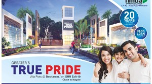 GREATEST TRUE PRIDE VILLAS @BACHARAM