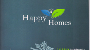 Happy homes at Pragathi nagar by Roopa infra