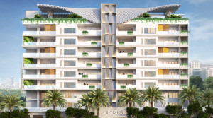 Flats for sale at Olympus Apratment,jubilee hills