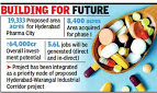 Future is  Building up  by Pharma city