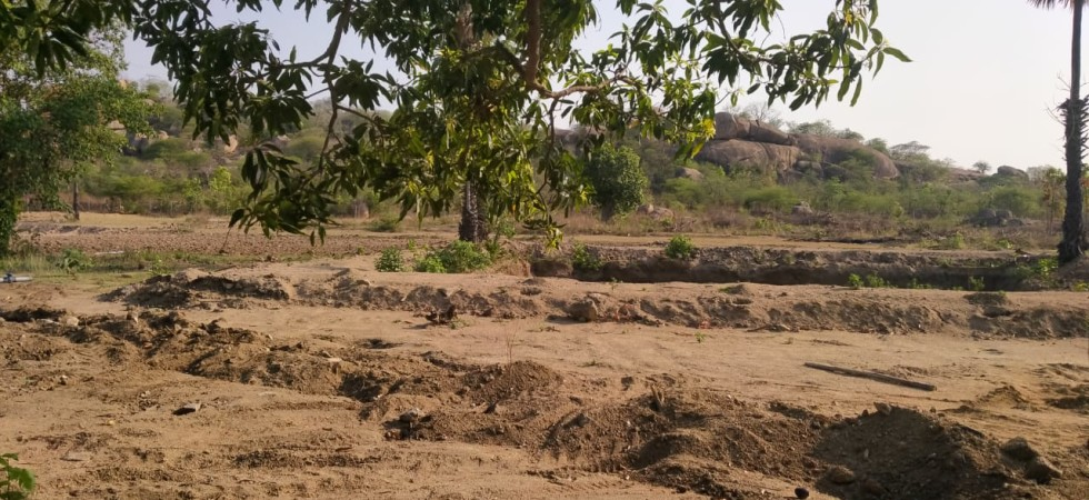 Agriculture land for sale at Narsapur