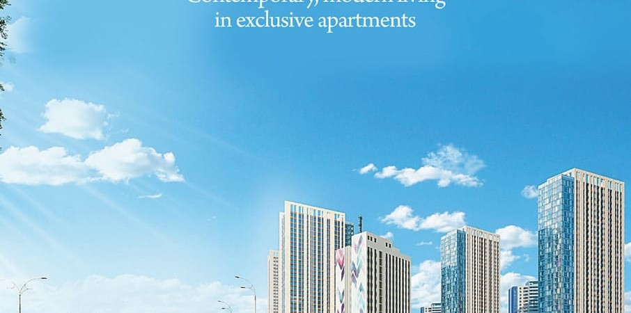 flat for sale at uppal in SVS Apartment