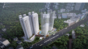 Pranaya 2 & 3 BHK Flats for sale at newtown in Kolkata