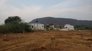 Residential land for sale in Mangalagiri
