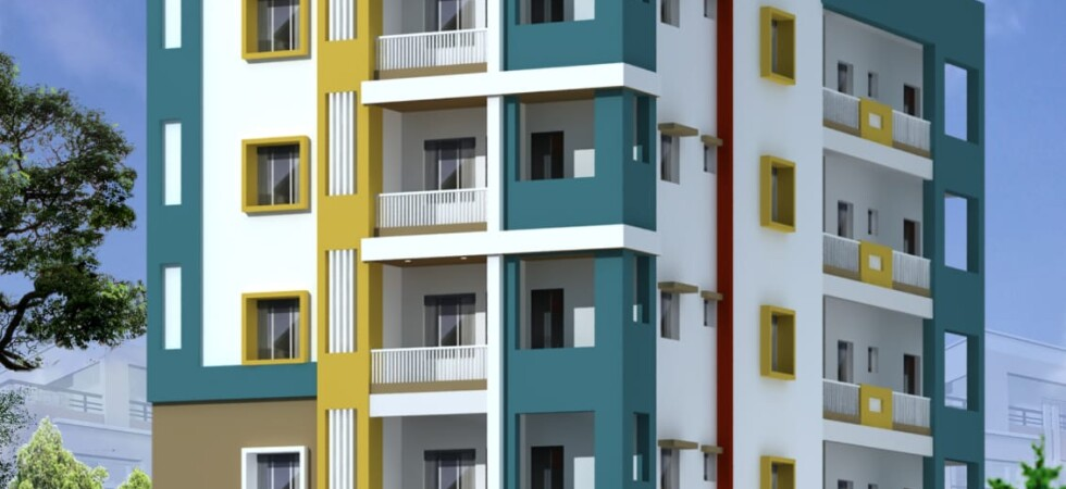Flats for sale at KPHB Near Metro station