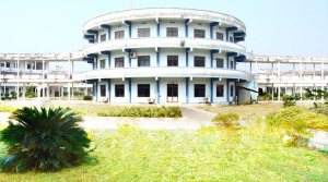 College Building of Sarada Institute of Science Technology and Management Srikakulam_Campus-View